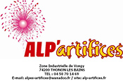 Alp artifice