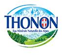 logo eaux de Thonon fond blanc