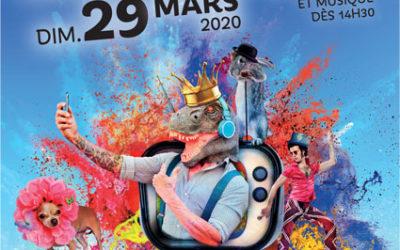 Découvrez l'affiche de la Matagasse 2020 !