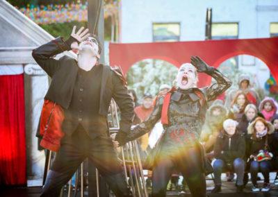 Le Grand Cirque des Sondages
